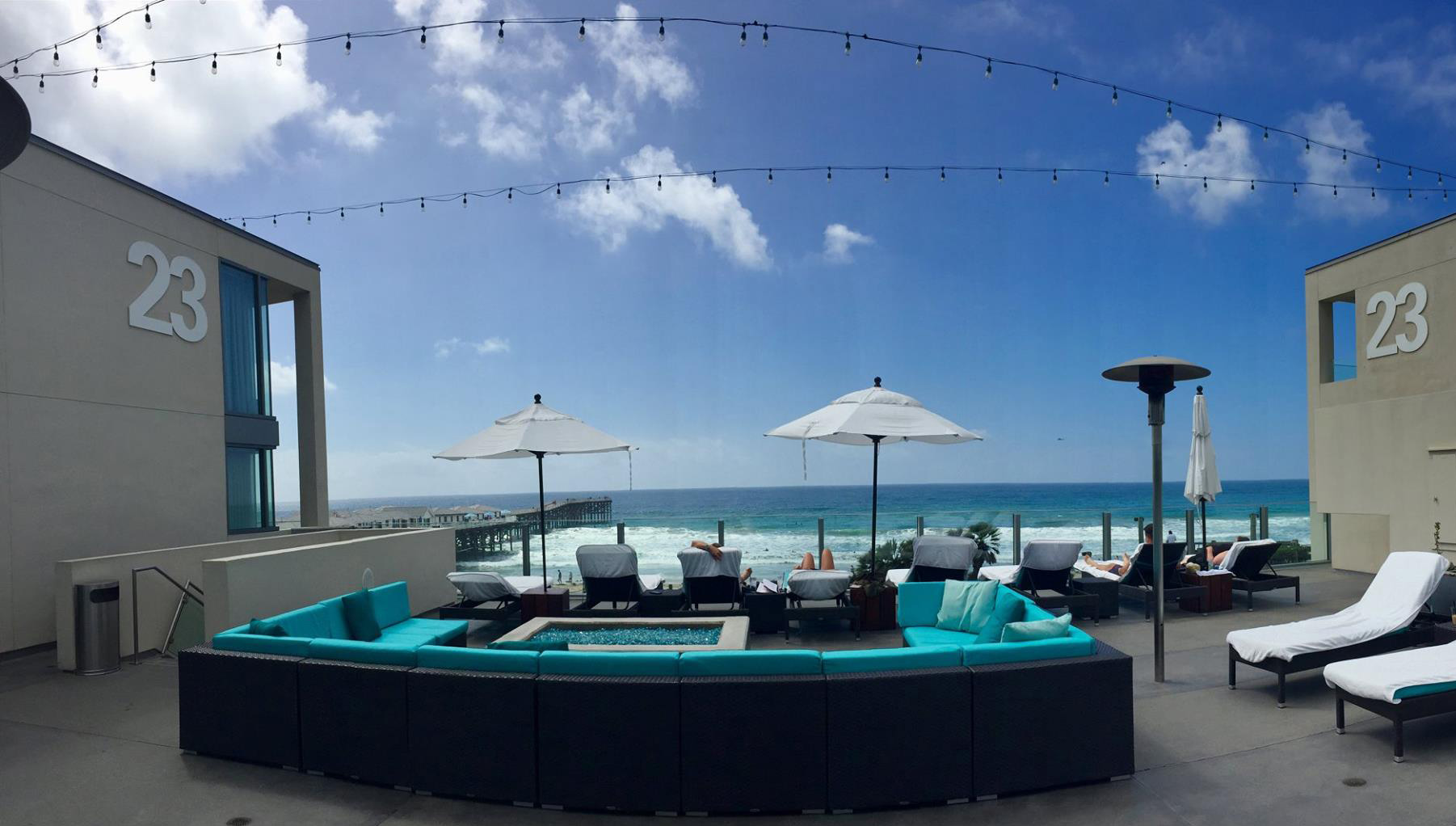 San Diego Beach Hotels | Tower 23 Hotel on the Beach