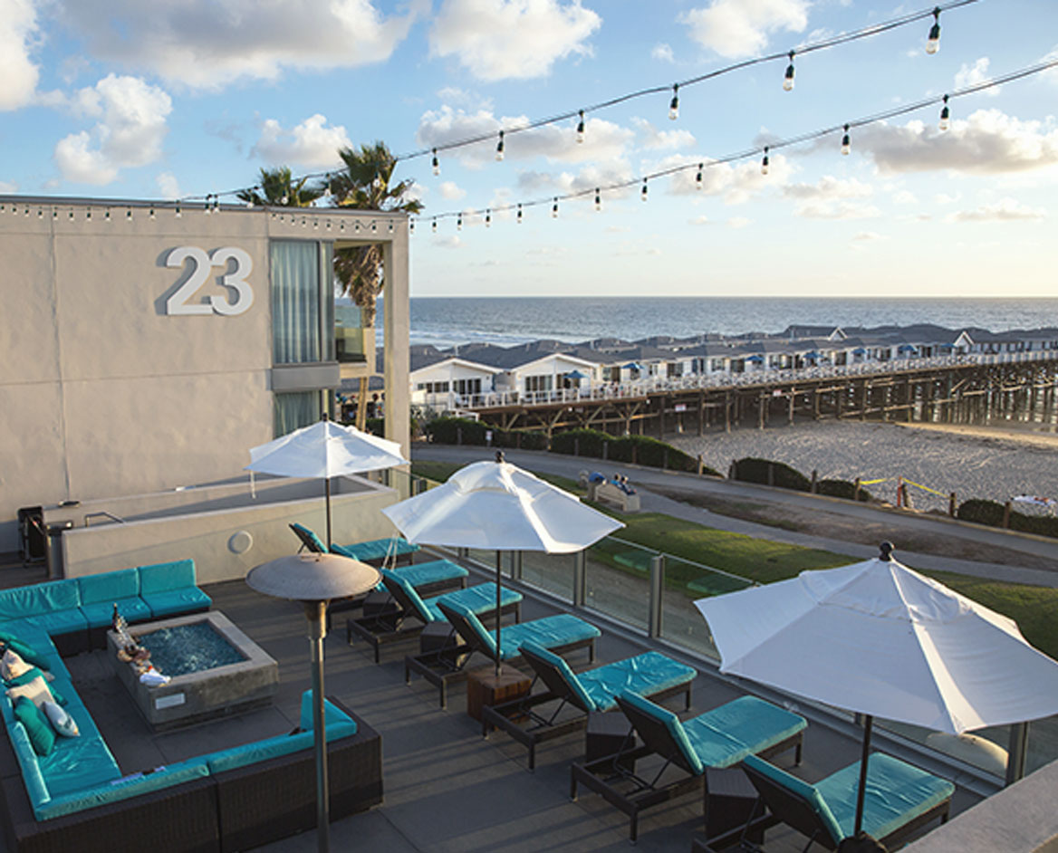Tower 23 Hotel San Diego Boutique Beachfront Hotel